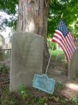 Jacob Johnson tombstone