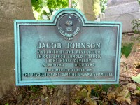 Jacob Johnson Soldier of the Revolution Marker