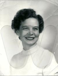 Juanita Pearl Barnfield Currie