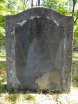 Lydia (Woodbury) Dodge tombstone