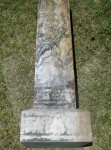 Parker Smith Grinstead's tombstone