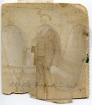 Henry Franklin Overby as a youth - unretouched scan
