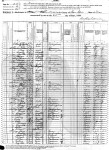 1880 Census - Franklin County, Texas