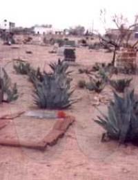 John Wesley Hardin's grave site