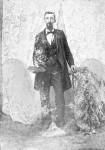 Reverend John Foster Snavely