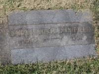 Sarah Grace (Minton) Bonifield's grave marker