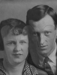 Josephine C. Davis and second husband Van