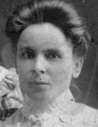 Hannah Cornelia (Cornie) Overby Irvin