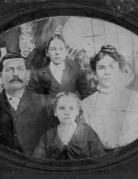 Tom, George, Lillie Mae and Cornie Irvin (2)