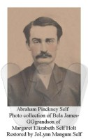 Abraham Pickney Self