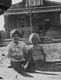Pauline Frances and Julia Ann Smith