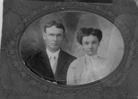 Harvey and Gertie Overby