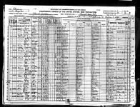 1920 Census - Okemah, Oklahoma