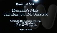 John Michael Grinstead burial information