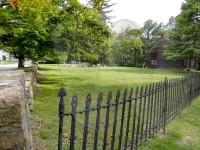 Randolph Quaker meeting house and cemetery