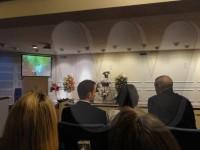 Juanita Pearl Barnfield Currie's memorial service