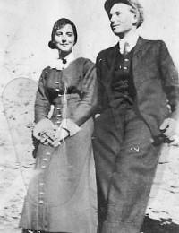 Lillie Mae and George Washington Irvin