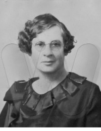 Sarah Agnes Snavely Henderson
