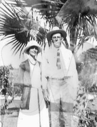 Lillie Mae Irvin and James Durell Cowsert