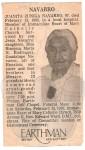 Juanita Navarro's Obituary